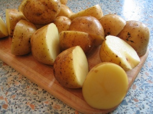 Basic Breakfast Potatoes | Deiala